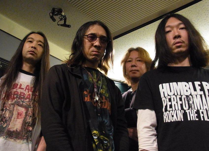 Church of Misery aus Japan entern das Stick & Stone Fest 2018!